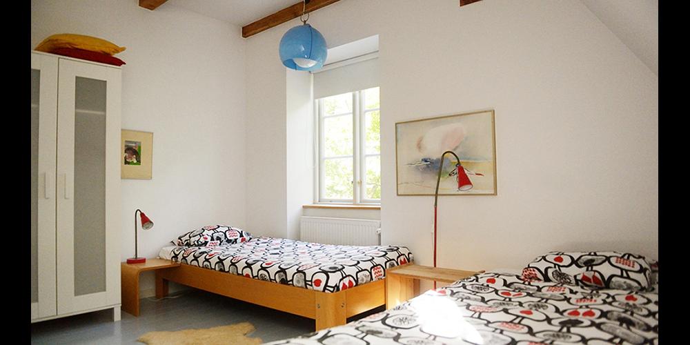 Hanna, twin room